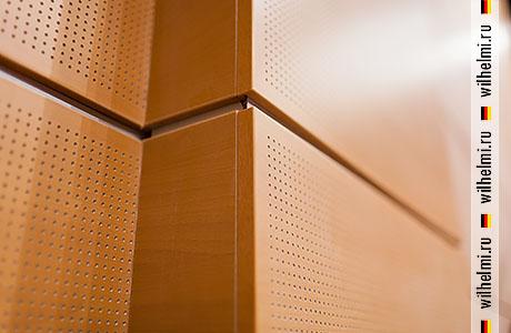 примыкание элементов для прямоугольных колонн