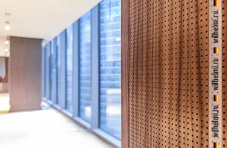 стыковка панелей для обрамления колонн