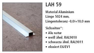 профиль LAH 59