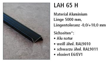 LAH 65 H профиль