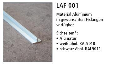 LAF 001 профиль