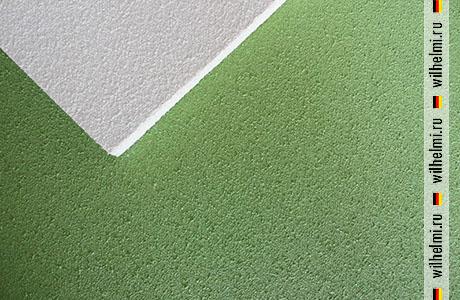 сочетание белого и зеленого цветов mikropor g