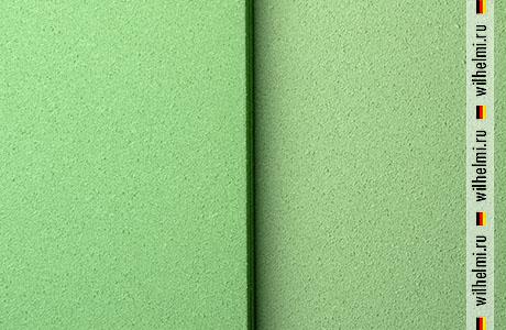 2 разных зеленых оттенка mikropor g
