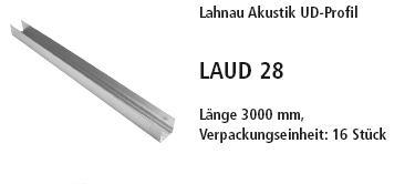 направляющий профиль LAUD 28