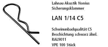 втулка шпилька LAN 1/14 C5