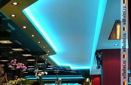 декоративная светодиодная подсветка